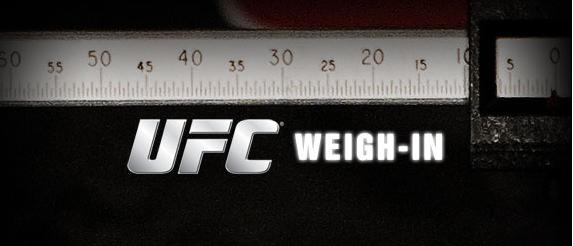 UFC 123_wazenie