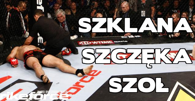 MMARocks Radio: Szklana Szczęka Szoł ep. 110