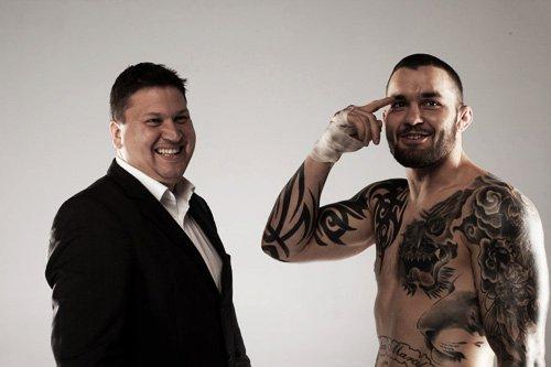 Norbert Sawicki: Chciałbym, żeby Michał walczył w UFC