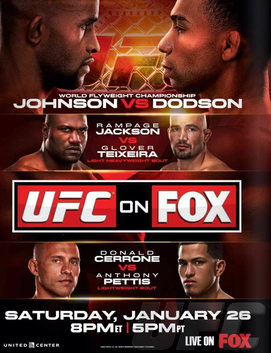 UFC-On-FOX-6-Poster
