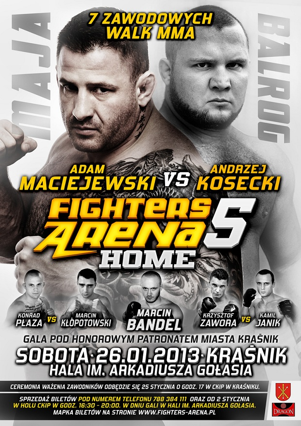 Fighters Arena 5