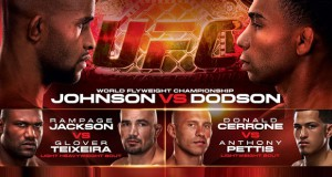 UFC on FOX: Johnson vs Dodson – wyniki i relacja z gali