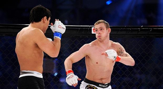 Jotko Krzysztof Jotko vs. Bojan Velickovic na MMA Attack 3