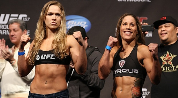 Rousey.vs.Carmouche.Weigh-Ins
