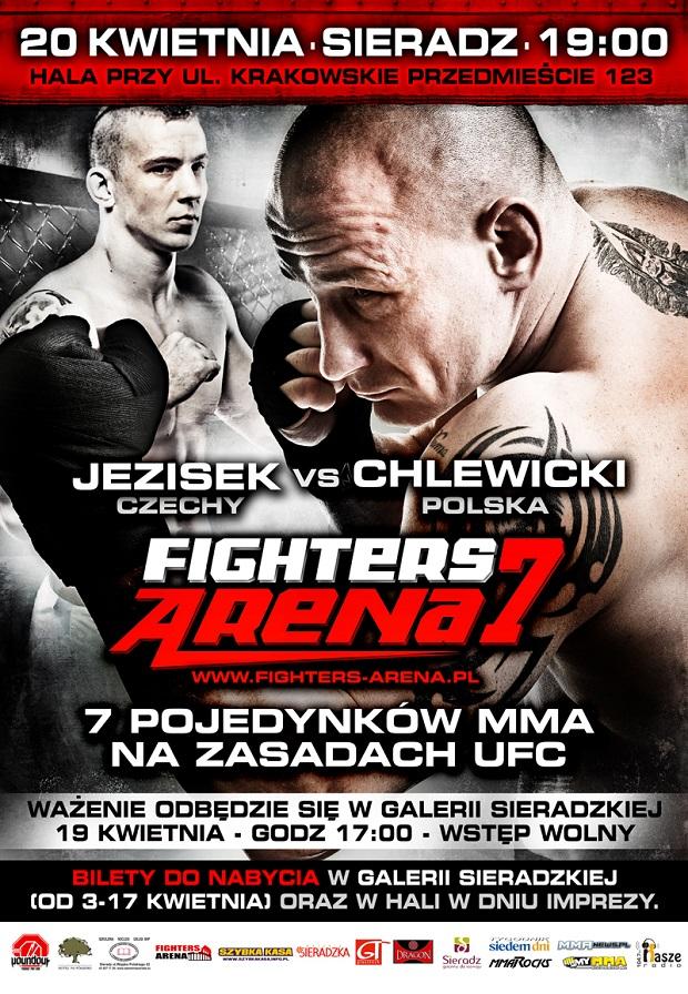 Fighters Arena 7 Sieradz