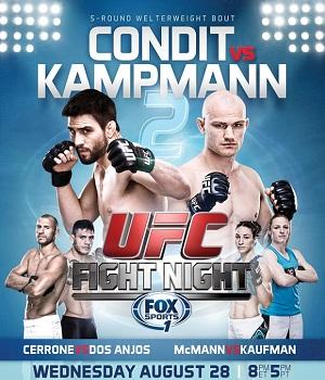 UFC Fight Night 27 HDTV.x264-EVOLVE