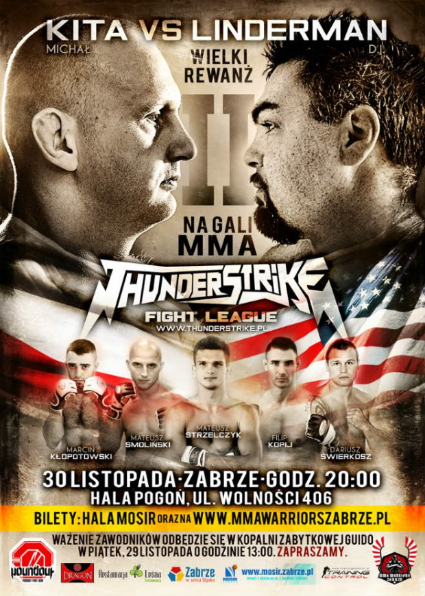 TFL2 2 plakat internet e1383390493658 Thunderstrike Fight League 2