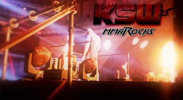 KSW25 MMA ROCKS