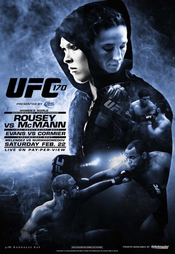UFC170