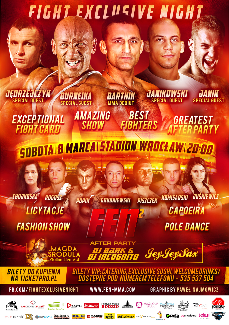 Fight Exclusive Night 2 (FEN 2)