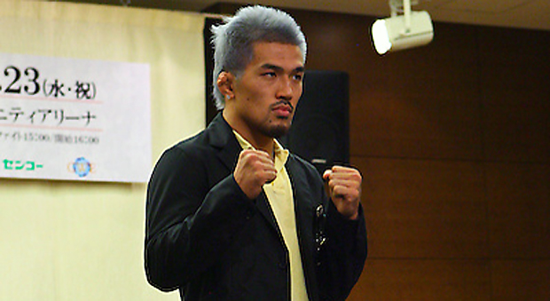 Takenori Sato Sherdog