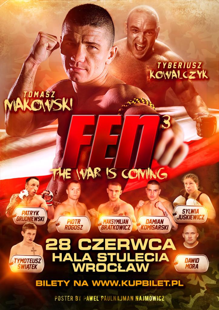 Fight Exclusive Night 3 - FEN 3