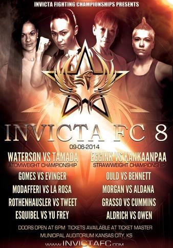 Invicta_FC_8_Poster