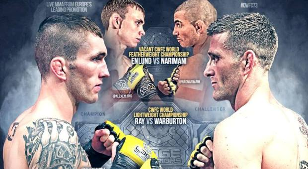 Cage.Warriors.73.Poster
