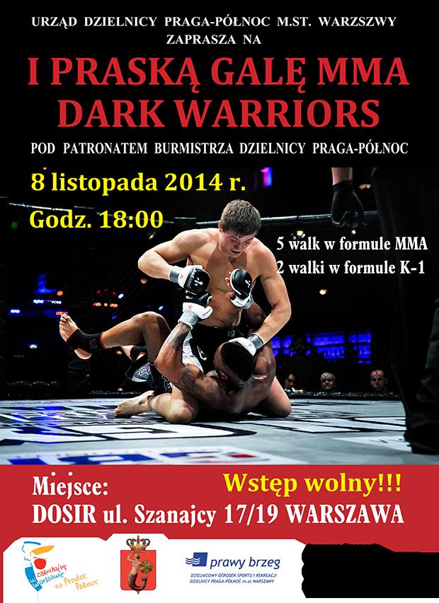 Praska Gala MMA