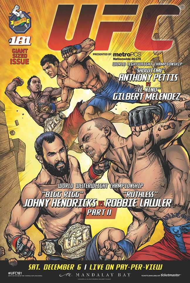 UFC-181-poster