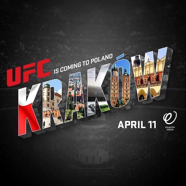 UFC w Polsce