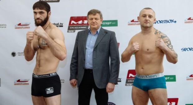 Agnaev.vs.Borowski.Weigh