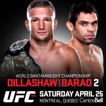 UFC-186