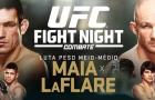 UFC Fight Night: Maia vs. LaFlare – wyniki i relacja